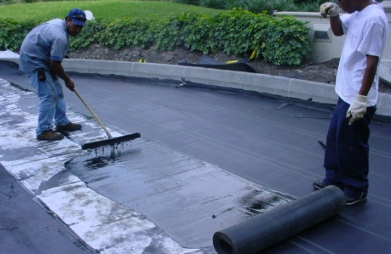 Water leak detection company - Waterproofing