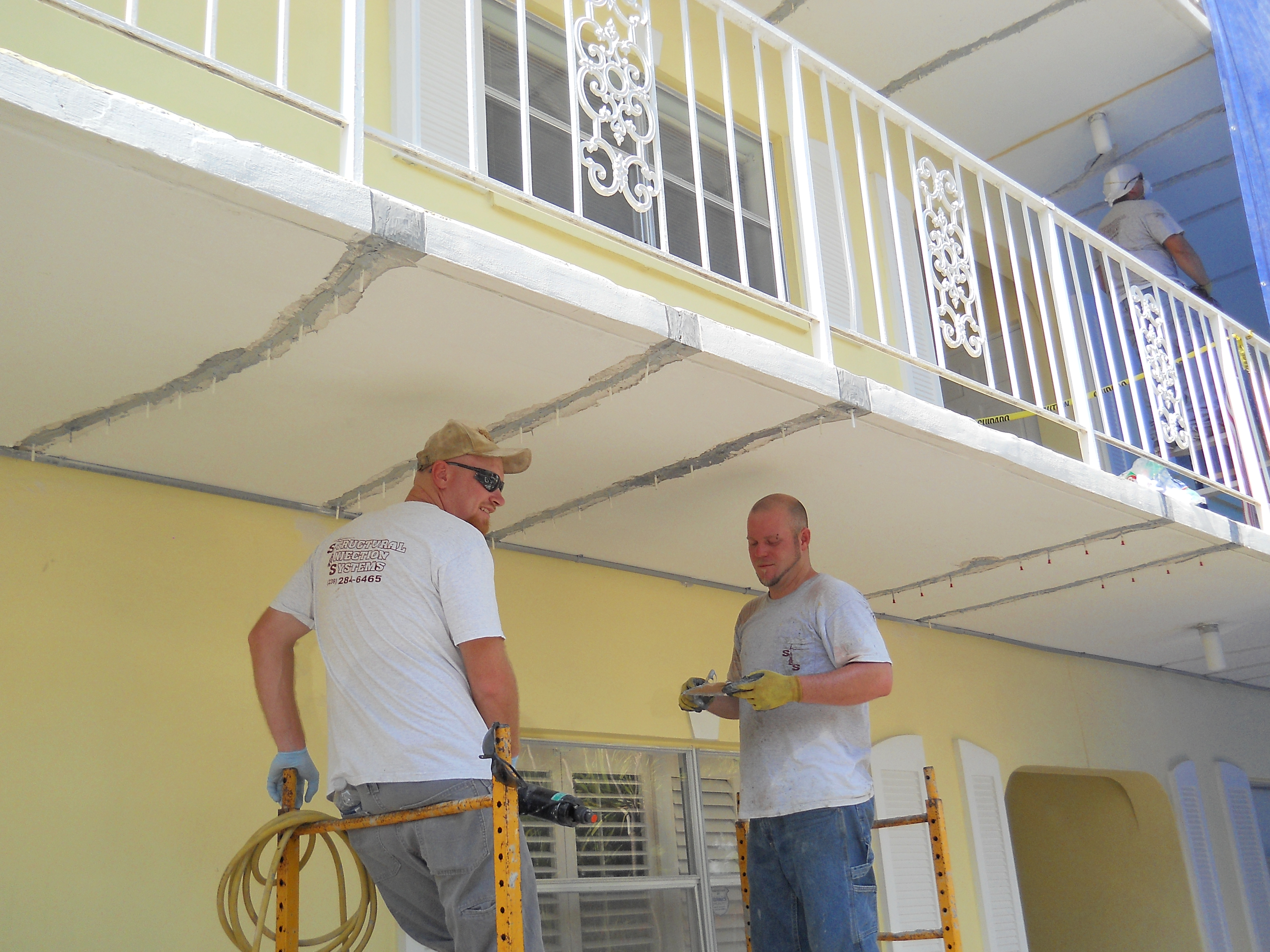 Roof blog roofing tips and industry information sharing for Balcony repairs