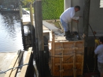 Sea Wall Dock Repairs