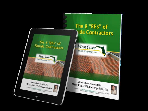 "The 8 ""REs"" of Florida Contractors"